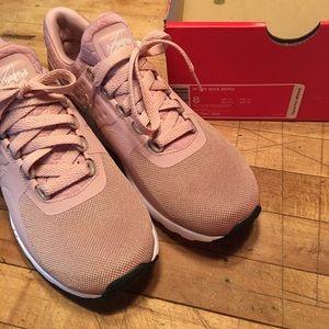 NEW Nike Air Max Zero Rose Gold White Womens Sz 8 NWT